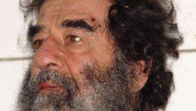 Saddám Husajn trávil své poslední chvíle překvapivě normálně.