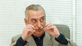 Jevgenij Džugašvili pěje na svého dědu samou chválu.
