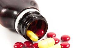 Češi užívají stále více léků proti depresi