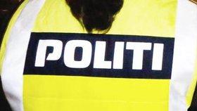 Dánská policie (ilustrační foto)