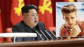 Kim Čong-un se objevil s novým účesem.