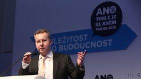Ministr životního prostředí Richard Brabec (ANO) konečně na vládě vyřešil výtky Evropské komise. Alespoň částečně.