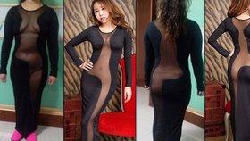 Žena všem ukázala, že nakupovat v čínských on-line obchodech se nevyplácí.