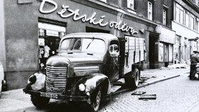 Tragédie se stala v bývalé ulici Obránců míru (dnes Milady Horákové) v Praze 7.