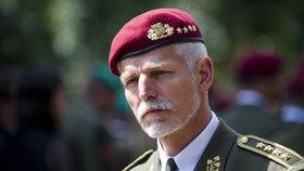 Generál Petr Pavel popsal bezpečnostní rizika, která ohrožují současný svět.