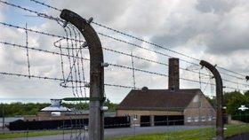 Někdejší krematorium v Buchenwaldu.