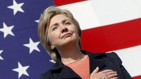 Hillary Clinton bude kandidovat na americkou prezidentku