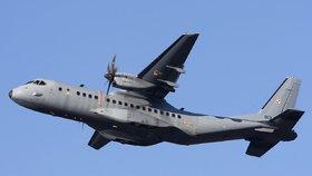 Armáda chce koupit další dva letouny CASA. Stát mají 1,6 miliardy.