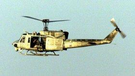 Americký vrtulník (ilustrační foto)