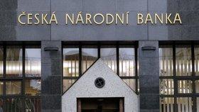 Česká národní banka (ilustrační foto)