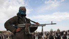 Afghánistán (ilustrační fotografie)