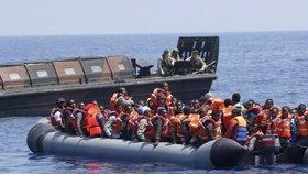 V Itálii se pohybuje značný počet imigrantů