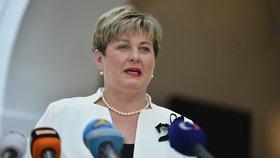 Poslankyně Věra Kovářová