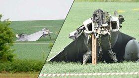 Nehodu gripenu maďarské armády při cvičení v Čáslavi způsobil jednoznačně pilot.