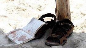 Masakr v Tunisku: Zběsilé řádění střelce na pláži v letovisku Sousse