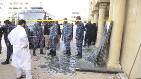 Teroristický útok v Kuvajtu