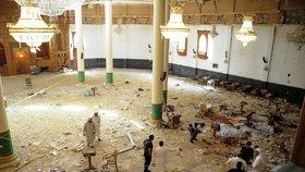 Mešity jsou poslední dobou cílem útoků - Nedávno v Kuvajtu pumový atentátník u šíitské mešity svým odpálením zabil 27 lidí a přes 200 dalších zranil (ilustrační foto)