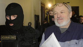 Na doživotí odsouzený vrah Ivan Roubal