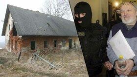 Zesnulý vrah Ivan Roubal patřil k těm nejkrutějším v Česku.