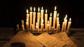 Svíčková magie patří mezi jednu z nejjednodušších a přesto účinných