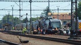 Tragická nehoda pendolina ve Studénce (22. 7. 2015)