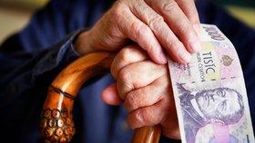 V Česku si vydělává zhruba 337 tisíc důchodců.