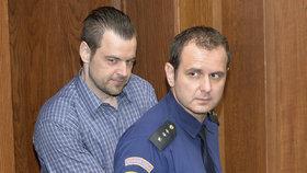 Petr Kramný čelí obvinění z dvojnásobné vraždy.
