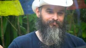 Guru Jára na Filipínách, kde byl zadržen.