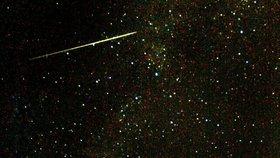 Letos jsou podmínky pro sledování meteorického roje ideální.