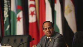Abdal Fattáh Sísí, egyptský prezident, má prý o Mistraly zájem.
