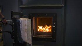 Automatický kotel na biomasu – na takové je dotace největší.