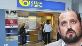 Klíčový hráč z kauzy České pošty Lukáš Čadek se v minulosti dostal do problémů se zákonem.