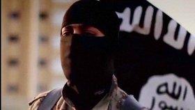Teroristická organizace Islámský stát.