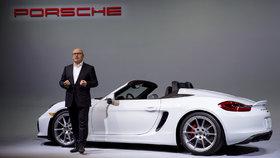 Novým ředitelem Škoda Auto je Bernhard Maier, který původně působil u Porsche.