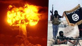 ISIS plánuje nukleární holocaust: Teroristé chtějí vyhladit půl miliardy lidí!