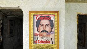 Escobar je stále v Kolumbii legendou.