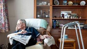 Důchodci v Evropě jezdí na dovolenou, čeští sedí doma.