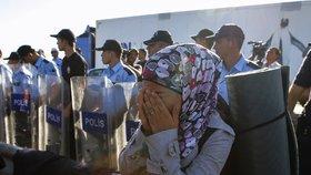 Nejchudší země EU loni zaregistrovala zhruba 27 tisíc migrantů(ilustrační foto)