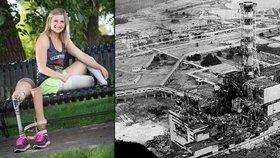 Tatsiana se narodila v Bělorusku 4 roky po výbuchu v Černobylu. Narodila se bez nohou a se špatně vyvinutou rukou.