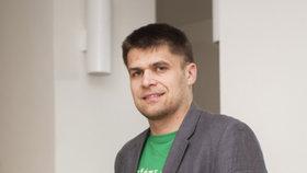 Michal Berg ze Strany zelených