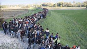 Uprchlíci ve Slovinsku