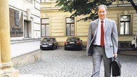 Místopředseda sněmovny Petr Gazdík (STAN)