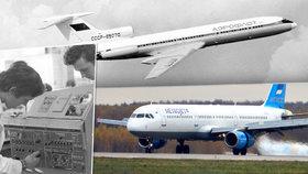 Pád ruského letadla nad Sinajským poloostrovem patří mezi největší tragédie ruského letectví. Podívejte se, které následují po něm.