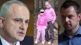 Kriminalista, který první řekl, že Moniku a Klárku zabila elektřina, odstoupil z funkce.