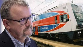 Soutěž na provoz rychlíkové trati mezi Plzní a Mostem byla zrušena. Konkurence Českých drah i ministr dopravy jsou mírně řečeno rozladěni.