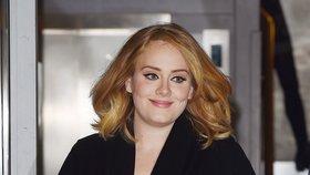 Zpěvačka Adele zamíří příští rok na turné po Evropě a Severní Americe.