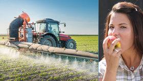 Odborníci varují před pesticidy.