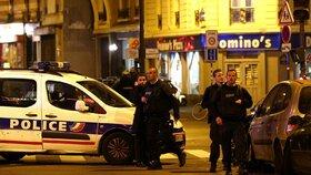 V Paříži došlo k několika teroristickým útokům.