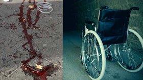Teroristé v klubu Bataclan útočili i na bezbranné vozíčkáře.
