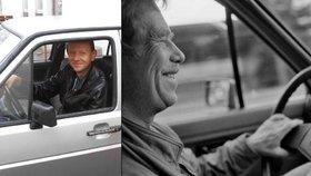 Pořadatelé festivalu Sokolka žije! vypátrali VW Golf, se kterým jezdil Václav Havel v listopadu 1989.